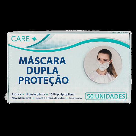 Máscara Dupla Proteção