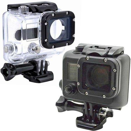 Caixa Case Câmera Gopro Hero 3 3+ 4