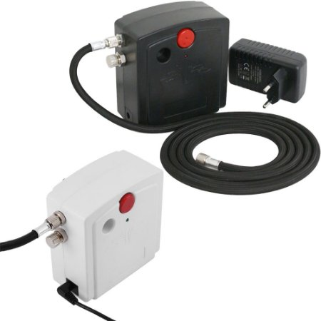 Mini Compressor de Ar para Aerógrafo