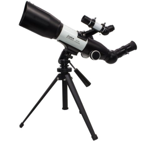 Telescópio Astronômico Observação Terrestre e Celeste 350x60mm com Tripé