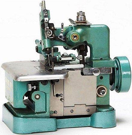 Maquina costura Overlock portátil semi industrial Gn16d
