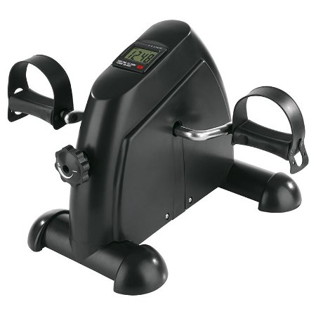 Bicicleta Ergométrica Fisioterapia Braços e Pernas com Monitor Digital