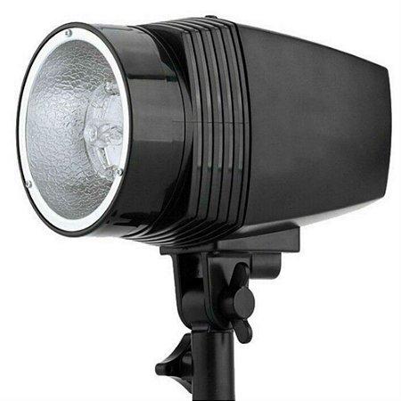 Flash Tocha Iluminação Estúdio Fotográfico 150W