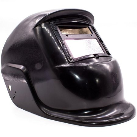 Máscara de Solda Escurecimento Automático Personalizada Preta