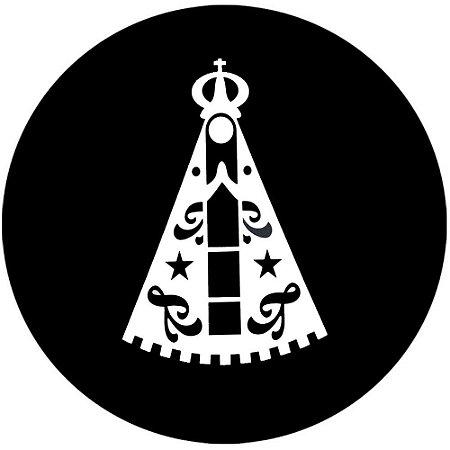 Capa Personalizada para Estepe Ecosport Crossfox Estampa Religioso Nossa Senhora