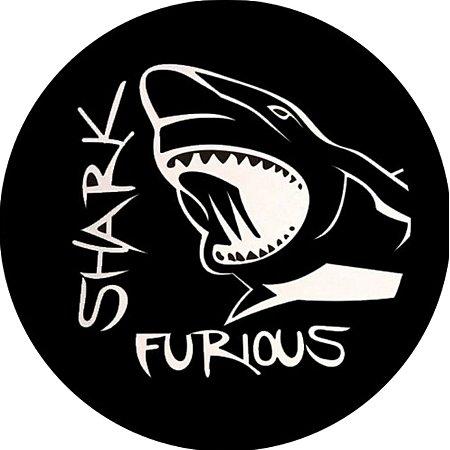 Capa Personalizada para Estepe Ecosport Crossfox Tubarão Shark Furious
