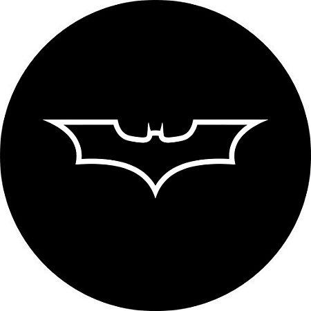 Capa para estepe Ecosport Crossfox + Cabo + Cadeado Batman