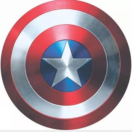 Capa para estepe Ecosport Crossfox + Cabo + Cadeado Capitão America