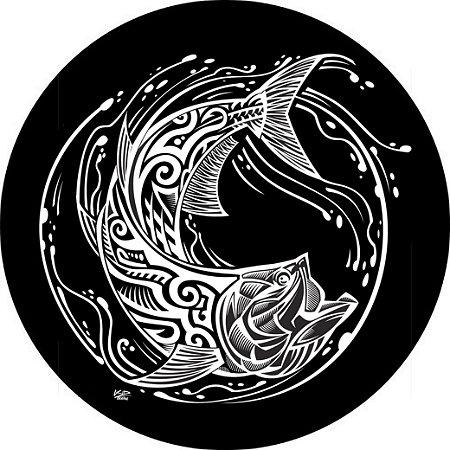 Capa Personalizada para Estepe Ecosport Crossfox Tribal Carpa