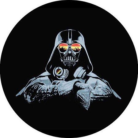 Capa Personalizada para Estepe Ecosport Crossfox Aircross Darth Vader