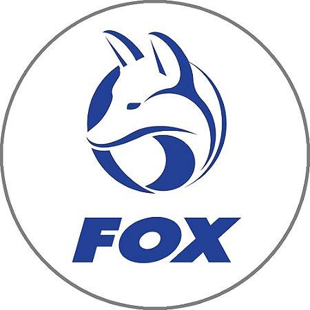 Capa para Estepe Pneu Personalizada Especial Crossfox + Cabo + Cadeado Fox 4