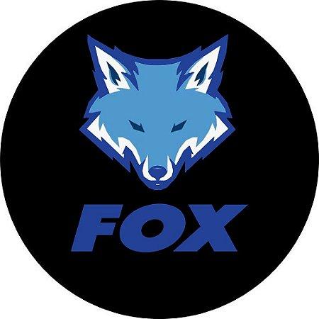 Capa Estepe Pneu Personalizada Especial Crossfox cabo aço cadeado Fox 5