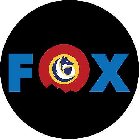 Capa para Estepe Pneu Personalizada Especial Crossfox Fox 7