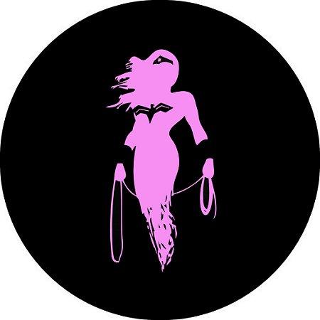 Capa Personalizada para Estepe Ecosport Crossfox Mulher Maravilha 2