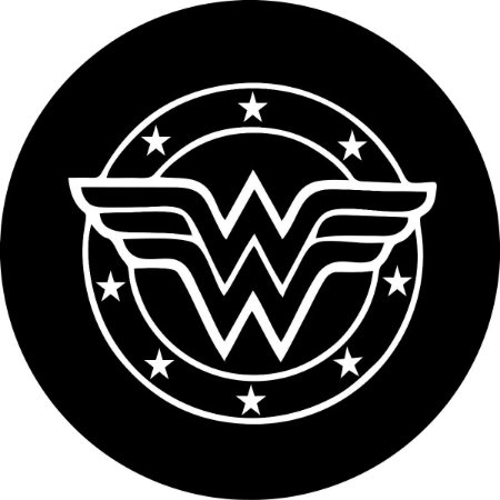 Capa Personalizada para Estepe Ecosport Crossfox Mulher Maravilha 6