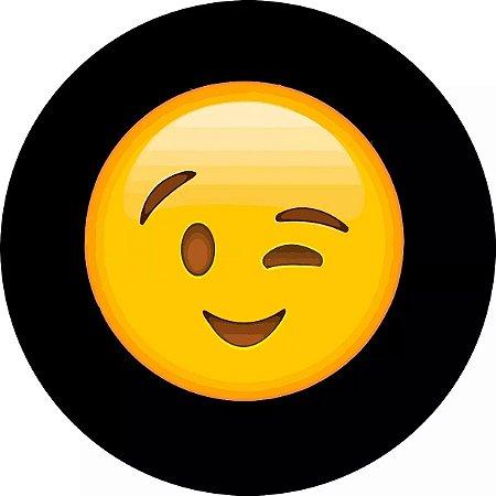Capa Personalizada para Estepe Ecosport Crossfox Emoji