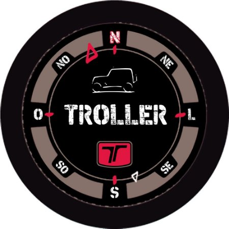 Capa Personalizada para Estepe Pneu Exclusiva Especial Troller 1