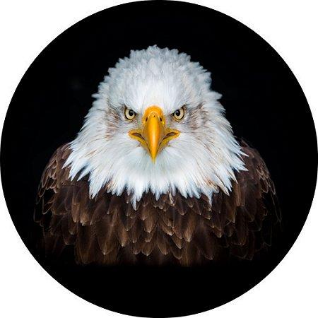 Capa Personalizada para Estepe Ecosport Crossfox Águia
