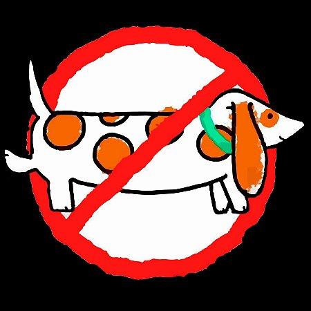 Kit com 4 Capas Protetoras Personalizadas de Pneu Anti Xixi Cachorro 2