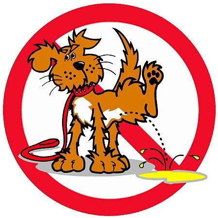 Kit com 4 Capas Protetoras Personalizadas de Pneu Anti Xixi Cachorro 14