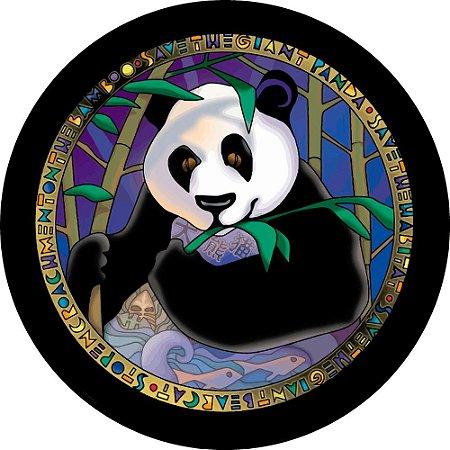 Capa Personalizada para Estepe Ecosport Crossfox Panda