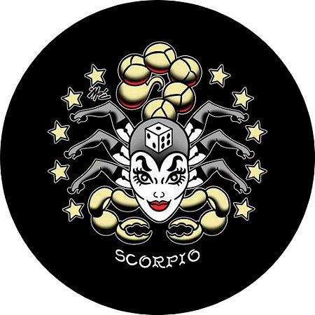 Capa Personalizada para Estepe Ecosport Crossfox Signo Escorpião