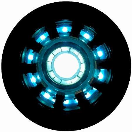 Capa Personalizada para Estepe Ecosport Crossfox Iron Man
