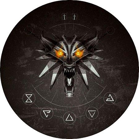 Capa Personalizada para Estepe Ecosport Crossfox The Witcher