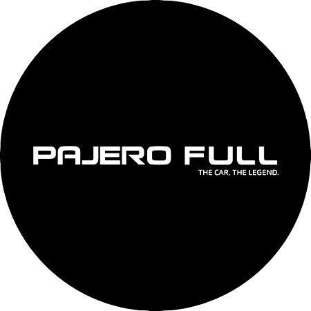 Capa Personalizada para Estepe Pneu Exclusiva Mitsubishi Pajero Full