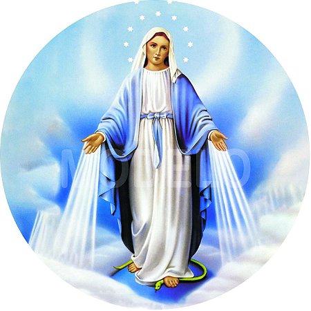 Capa Personalizada para Estepe Ecosport Crossfox Religioso Nossa Senhora das Graças