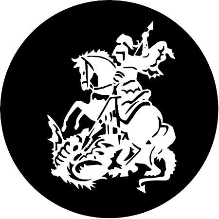 Capa Personalizada para Estepe Ecosport Crossfox Religioso São Jorge 2