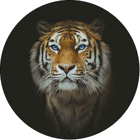 Capa Personalizada para Estepe Ecosport Crossfox Estampa Tigre