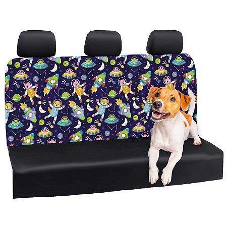 Capa Banco Automotivo Impermeável Personalização Exclusiva Pets 7