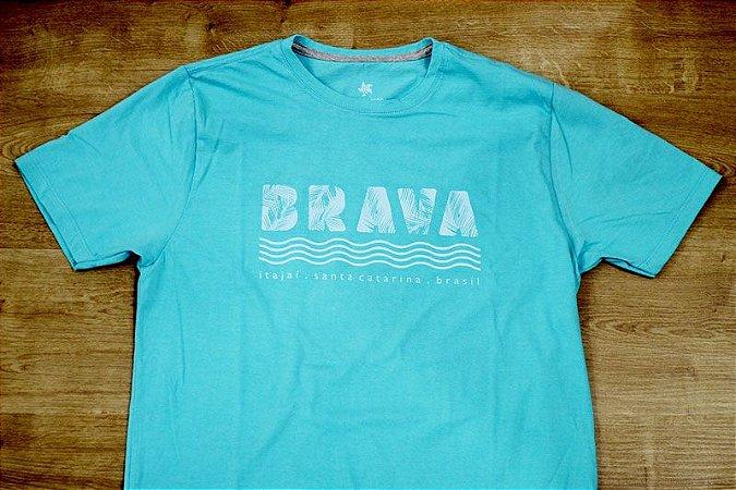 Camiseta Estonada Brava - Serie Local - Santa Catarina