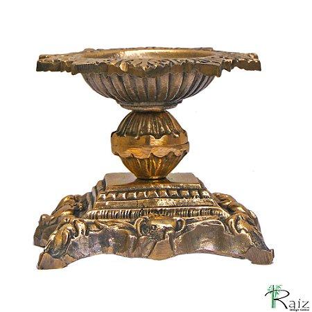 Castiçal em Bronze Vela Sete Dias