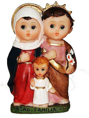 Sagrada família Jesus Em Pé