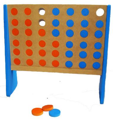 Brinquedo Ligue 4 Jogo da Velha Chinês Brinquedo Educativo