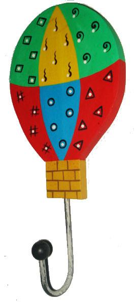 Cabide Balão Linha Alegra (14x33cm)