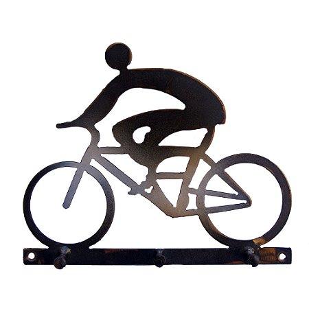 Cabideiro Ciclista Três Pinos