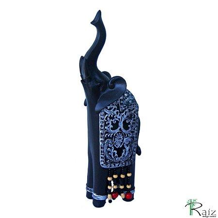Elefante Decorativo de Resina