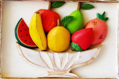Quadro fruteira (Frutas)