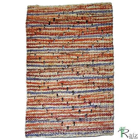 Tapete Artesanal de Fibra Natural Sisal (50x80)cm