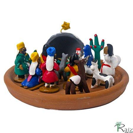 Presépio de Cerâmica