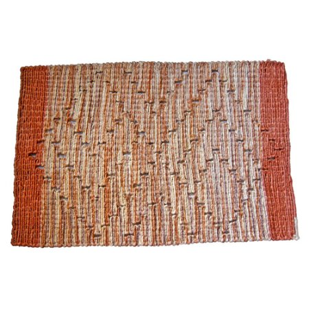 Tapete Artesanal de Fibra Natural Sisal (50 x 80)cm