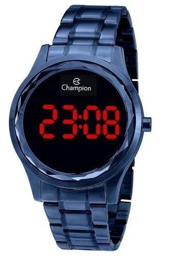 Relógio Champion Led CH48019A