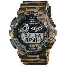 Relógio Casio G-Shock GD120CM5DR