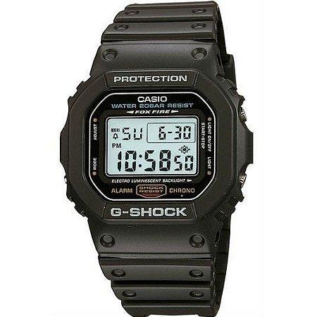 Relógio Casio G-Shock DW5600E1VDF