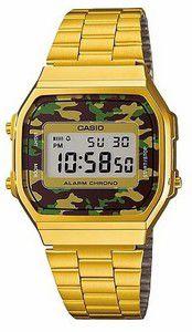Relógio Casio A168WEGC3DF