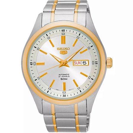 Relógio Seiko SNKN92B1S1SK