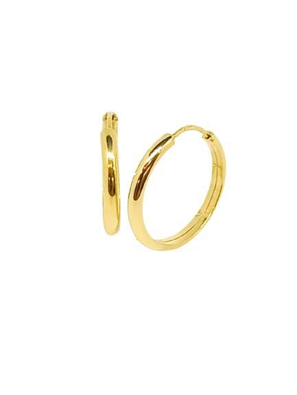Brinco de Argola Ouro 18k A01462004